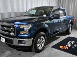 Used 2016 Ford F-150 XLT 4x4 SuperCrew Cab Styleside 5.5 ft. box 145 in. WB for sale in Red Deer, AB