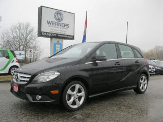 Used 2014 Mercedes-Benz B250 NAVIGATION for sale in Cambridge, ON