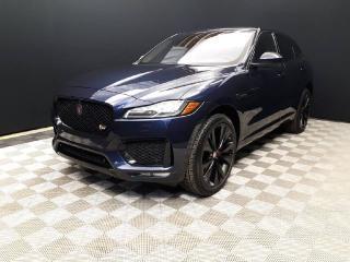 Used 2018 Jaguar F-PACE S for sale in Edmonton, AB