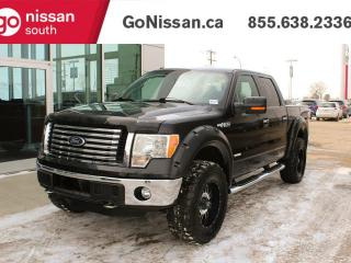 Used 2012 Ford F-150 XLT 4x4 SuperCrew Cab, LIFT AND UPGRADED MUDDER TIRES WITH RIMS. MUST SEE!! for sale in Edmonton, AB