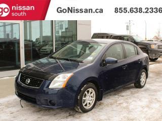 Used 2008 Nissan Sentra 2.0 S 4dr Sedan for sale in Edmonton, AB