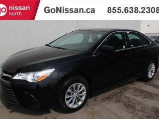 Used 2016 Toyota Camry LE 4DR SEDAN for sale in Edmonton, AB