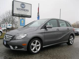 Used 2013 Mercedes-Benz B250 HATCHBACK for sale in Cambridge, ON