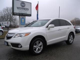 Used 2013 Acura RDX PREMIUM for sale in Cambridge, ON