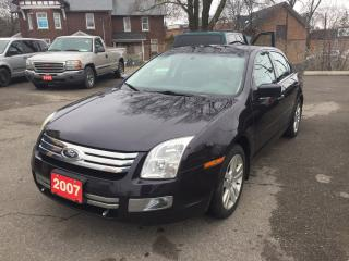 Used 2007 Ford Fusion SEL REMOUT STARTER for sale in Scarborough, ON
