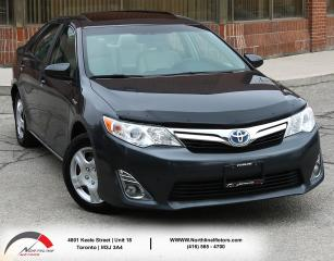 Used 2012 Toyota Camry XLE|Navigation|Sunroof|Backup|Heated Seats for sale in North York, ON