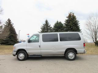 Used 2011 Ford E350 SD XLT 12 PASSENGER for sale in Thornton, ON