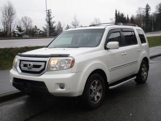 Used 2011 Honda Pilot Touring for sale in Surrey, BC