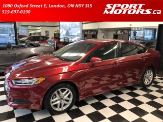 Used 2013 Ford Fusion New Tires & Brakes! Remote Start! A/C! for sale in London, ON