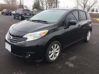 Used 2014 Nissan VERSA NOTE SL * NAVIGATION * REAR CAM * BLUETOOTH for sale in London, ON