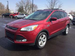 Used 2014 Ford ESCAPE SE * NAV * REAR CAM * BLUETOOTH * LOW KM for sale in London, ON