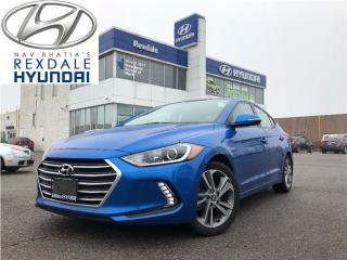 Used 2017 Hyundai Elantra GLS ** 2.99% FINANCING AVAILABLE O.A.C.** for sale in Etobicoke, ON