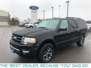 Used 2017 Ford Expedition Max Limited-White also available for sale in Etobicoke, ON