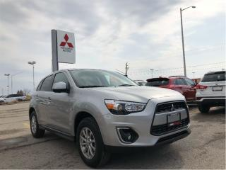 Used 2015 Mitsubishi RVR 2WD SE - CVT for sale in London, ON