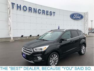 Used 2017 Ford Escape Titanium-The Best for sale in Etobicoke, ON