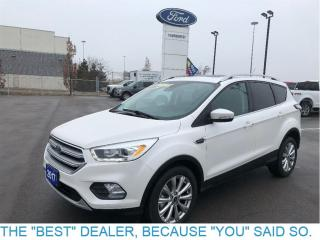 Used 2017 Ford Escape Titanium-The Best ! for sale in Etobicoke, ON