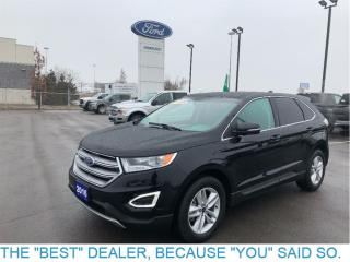 Used 2016 Ford Edge SEL-Leather-Roof-Nav for sale in Etobicoke, ON