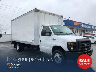 Used 2015 Ford Econoline Heavy Duty, 16 Box Length, Fully Serviced for sale in Vancouver, BC
