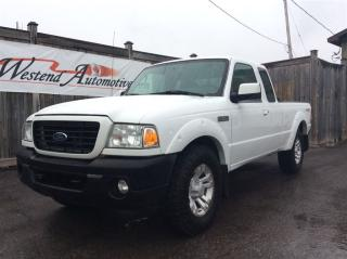 Used 2009 Ford Ranger SPORT  4x4 for sale in Stittsville, ON