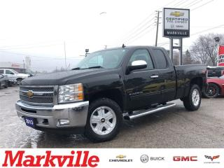 Used 2013 Chevrolet Silverado 1500 LT-GM CERTIFIED PRE-OWNED-1 OWNER-VERY CLEAN!! for sale in Markham, ON