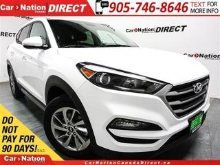 Used 2017 Hyundai Tucson Premium 2.0| AWD| BLIND SPOT DETECTION| for sale in Burlington, ON