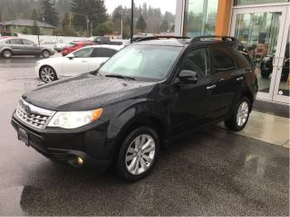 Used 2012 Subaru Forester 2.5X Limited Package for sale in North Vancouver, BC