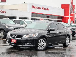 Used 2014 Honda Accord EX-L|NO ACCIDENTS for sale in Burlington, ON