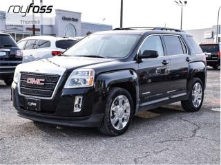 Used 2015 GMC Terrain SLT 6 Cyl Nav Roof Safety Pkg Tow Pkg for sale in Thornhill, ON