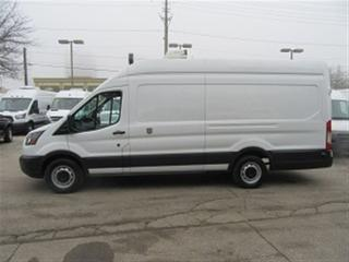 Used 2015 Ford Transit Connect 350 HR Extended diesel refridgerated cargo van for sale in Richmond Hill, ON