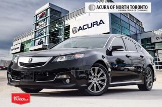 Used 2014 Acura TL A-Spec Leather| Heated Seat| Aero Body Kit for sale in Thornhill, ON