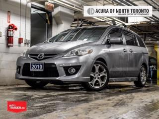 Used 2010 Mazda MAZDA5 GT at Accident Free| Sunroof| Heated Seat for sale in Thornhill, ON