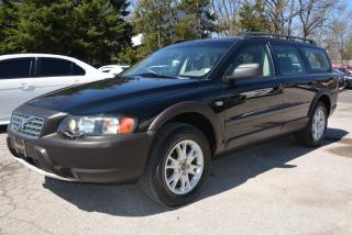 Used 2004 Volvo XC70 XC AWD A SR 5dr Wgn Turbo for sale in Halton Hills, ON