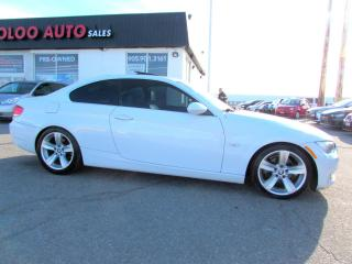 Used 2007 BMW 3 Series 328i COUPE NAVIGATION CERTIFIED 2YR WARRANTY for sale in Milton, ON