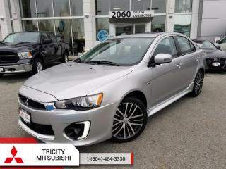 Used 2016 Mitsubishi Lancer GTS  - PREMIUM PKG, HEATED LEATHER SEATS, SUNROOF for sale in Port Coquitlam, BC