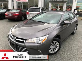 Used 2016 Toyota Camry LE  - BACK UP CAMERA, A/C for sale in Port Coquitlam, BC