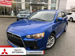 Used 2015 Mitsubishi Lancer SE  - LIMITED WITH HEATED SEATS, SUNROOF for sale in Port Coquitlam, BC