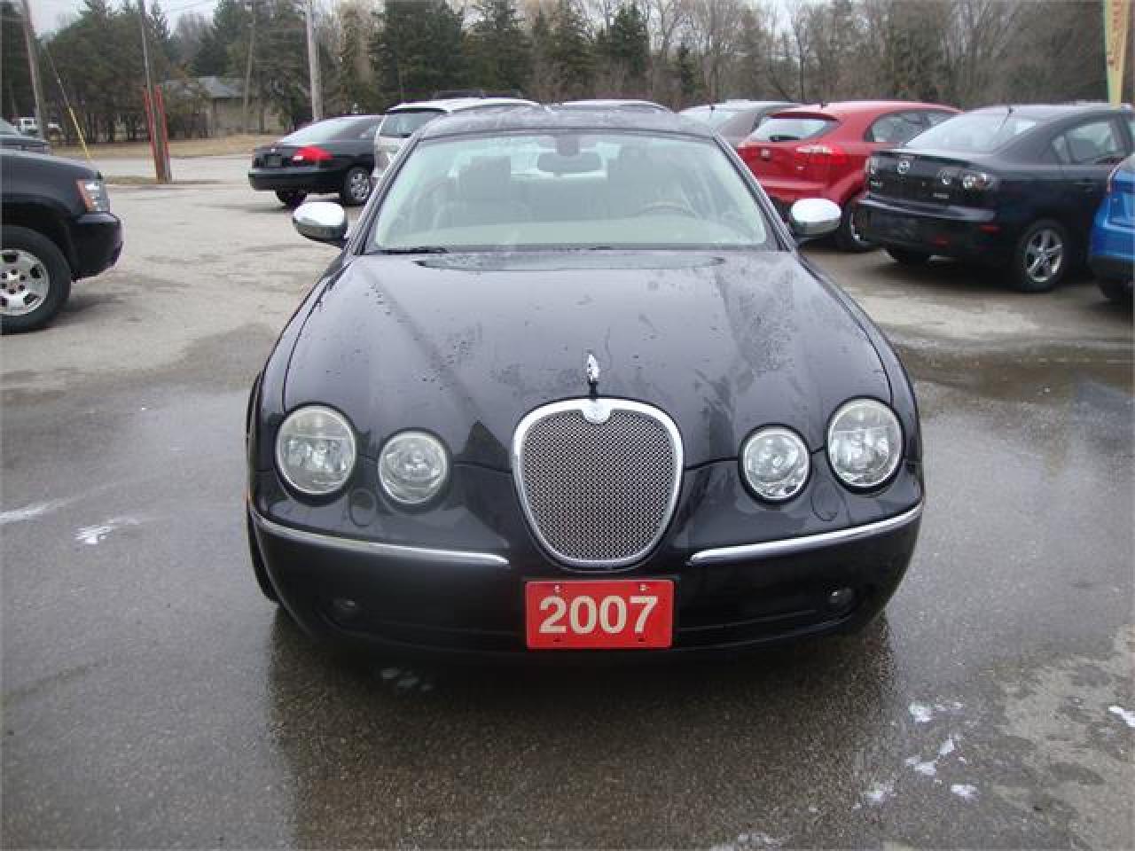 2007 Jaguar S-Type 3.0