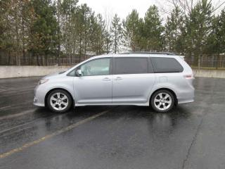 Used 2013 Toyota Sienna SE FWD for sale in Cayuga, ON