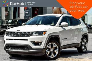 New 2018 Jeep Compass New Car Limited AWD|Safety/Security,Adv.Safety Lighting Pkgs|18