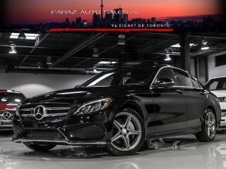 Used 2015 Mercedes-Benz C 300 ***SOLD***AMG|NAVI|BURMESTER|BLINDSPOT|REAR CAM|PANO|PUSH START for sale in North York, ON