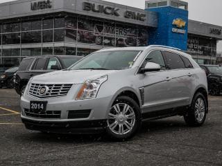 Used 2014 Cadillac SRX LUXURY, AWD, NAV, SUNROOF, POWERLIFT GATE for sale in Ottawa, ON
