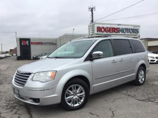 Used 2010 Chrysler Town & Country LTD - NAVI - DUAL DVD - LEATHER - SUNROOF for sale in Oakville, ON