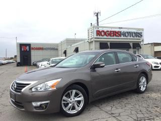 Used 2014 Nissan Altima 2.5SL - NAVI - LEATHER - REVERSE CAM for sale in Oakville, ON