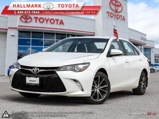 Used 2015 Toyota Camry 4-Door Sedan XSE 6A WELL EQUIPPED, BLUE TOOTH AND MORE for sale in Mono, ON