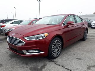 Used 2017 Ford Fusion SE, Cruise Control, NAV, Roof, Bluetooth for sale in Scarborough, ON
