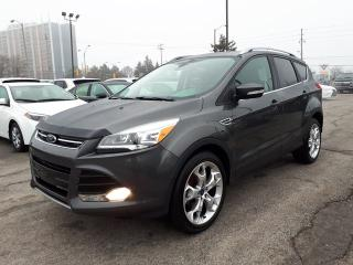 Used 2015 Ford Escape Titanium for sale in Scarborough, ON