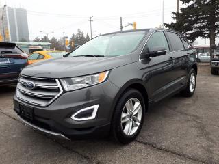 Used 2016 Ford Edge SEL, NAV, Roof, Back Up Camera for sale in Scarborough, ON