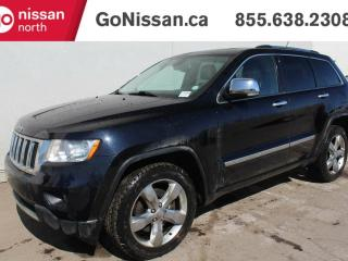 Used 2011 Jeep Grand Cherokee Limited 4dr 4x4 5.7L HEMI! for sale in Edmonton, AB
