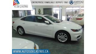 Used 2016 Chevrolet Malibu LT TURBO for sale in Châteauguay, QC