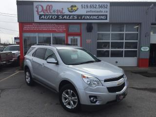Used 2012 Chevrolet Equinox 1LT AWD w/BLUETOOTH for sale in London, ON